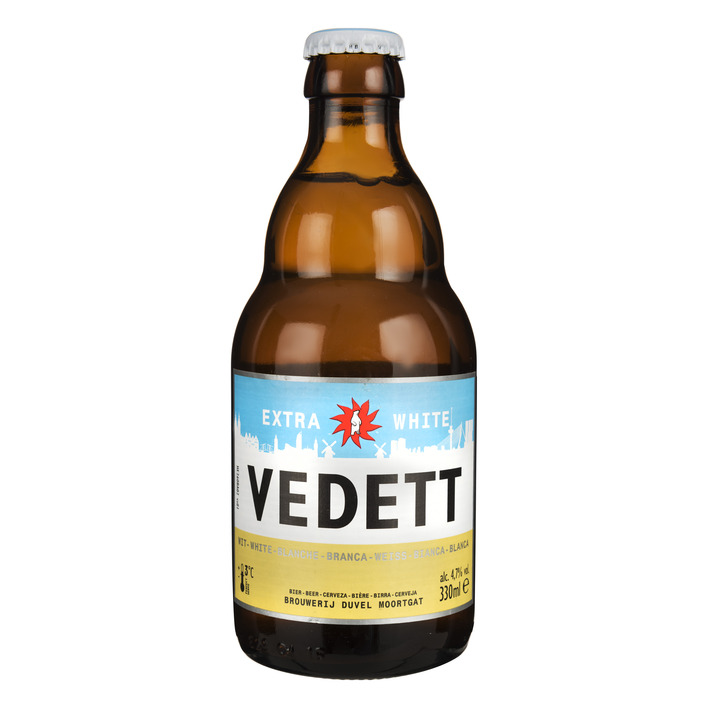 Casier vedett Extra White 24x33cl
