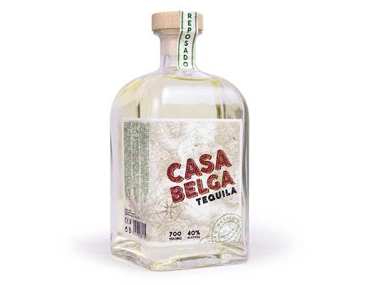 Casa Belga tequila - 70 cl - 40%
