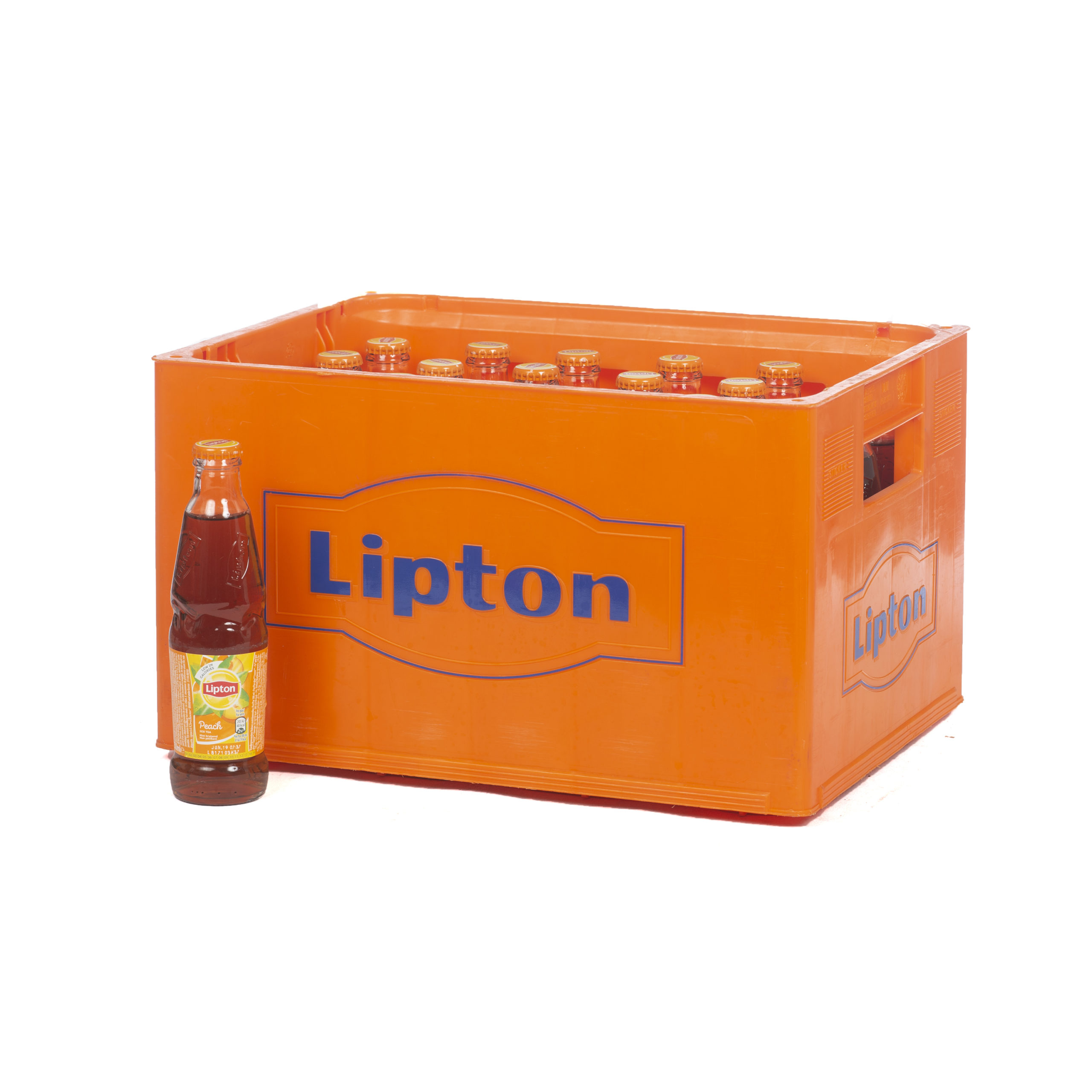 Casier Lipton Ice Tea Peche 24x25 cl