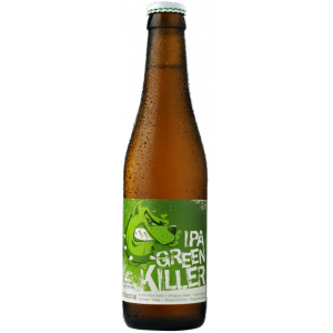 Casier Silly Green Killer IPA 24x33cl
