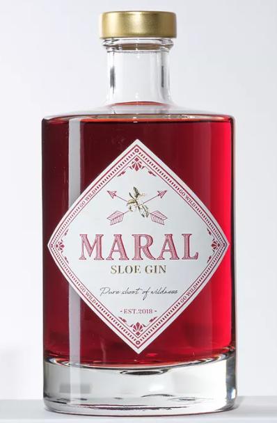 Maral sloe gin…un gin belge  mais pas que …très versatile !!