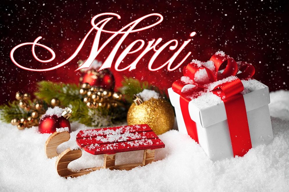Meilleurs vœux pour 2021 et merci pour 2020 et décembre !!