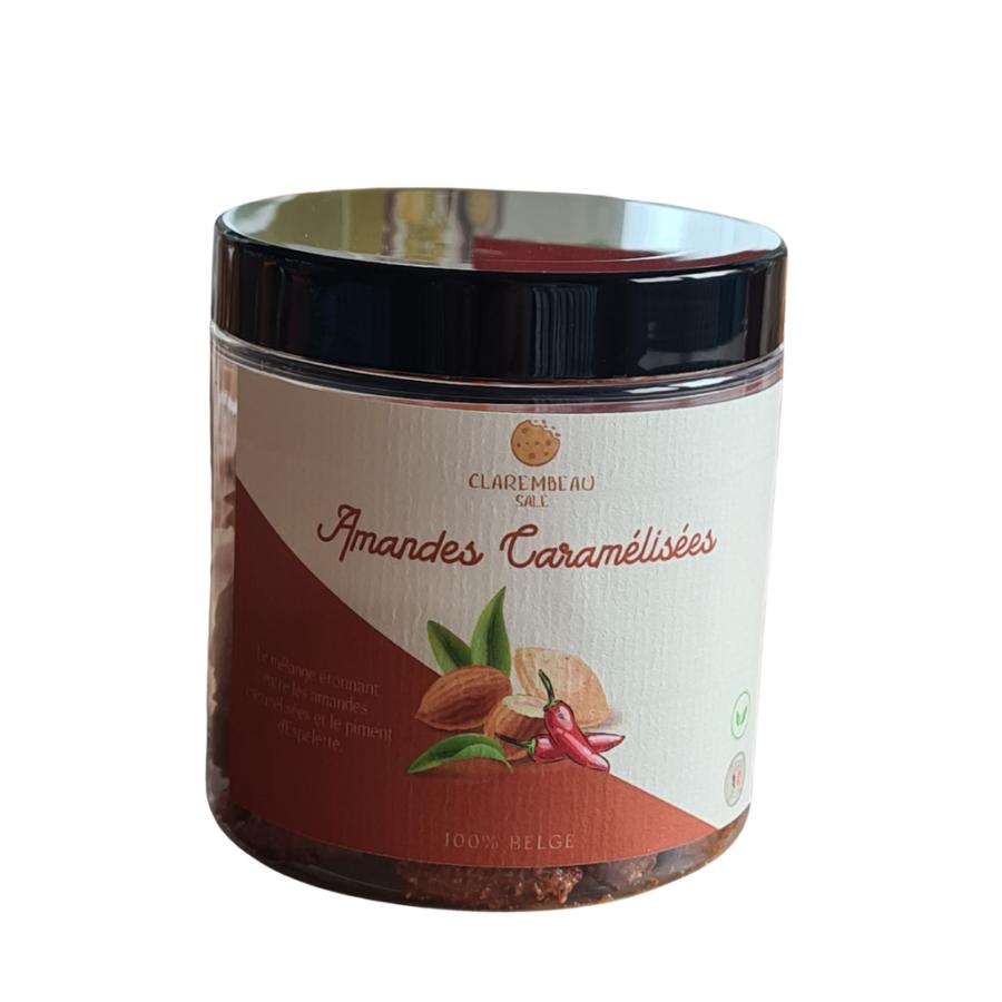 Amandes au piment d'Espelette - Clarembeau