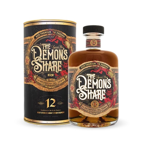 Demon Share Rhum Panama 12 ans