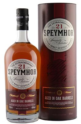 whisky ecossais speymhor 21 ans