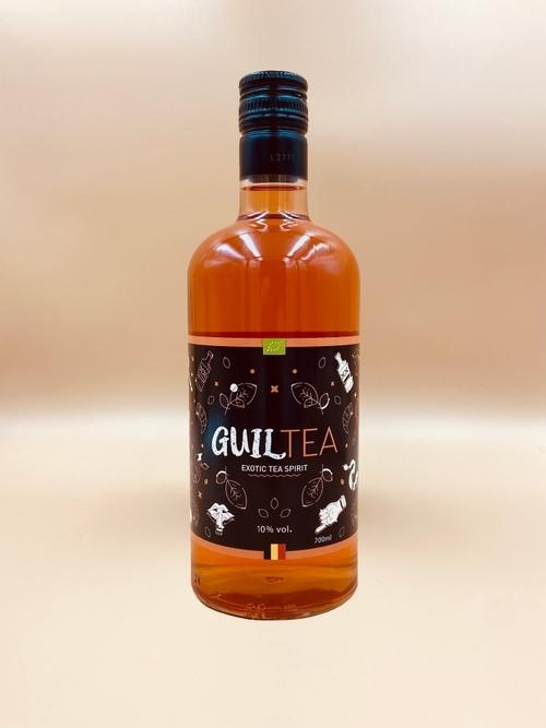 the alcoolisé bio et belge guiltea exotic
