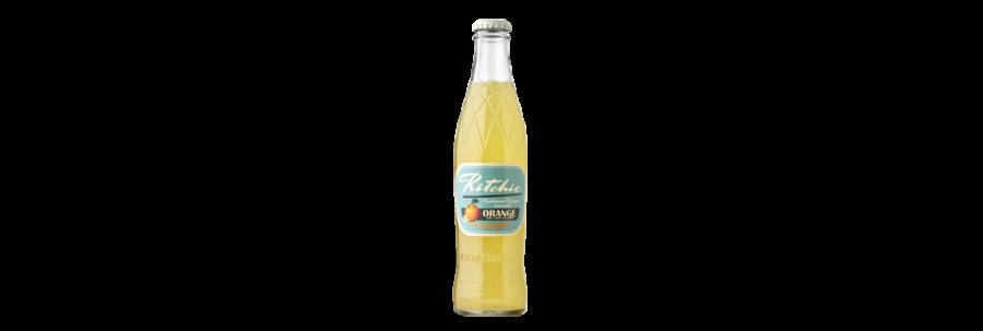 Ritchie orange boisson petillante belge à l'orange