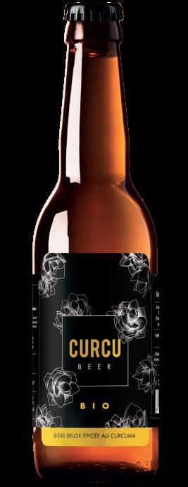 Curcu beer classic biere belge bio