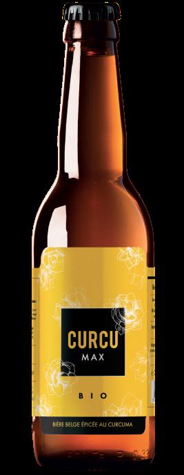 Curcu beer max biere belge bio