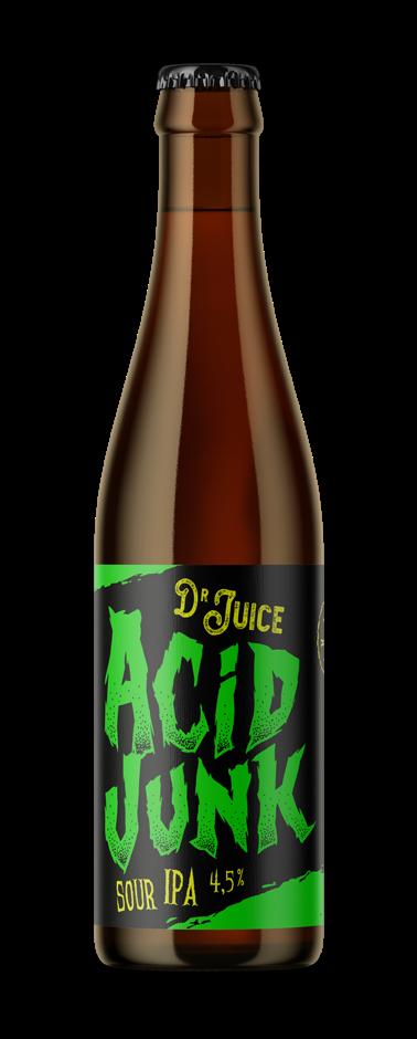 ACID JUNK - Sour IPA biere belge