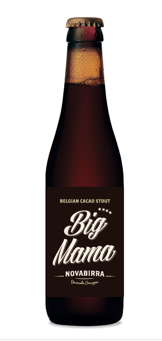 BIG MAMA Belgian Cacao Stout biere belge nova Birra