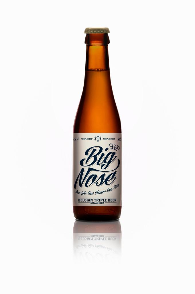 BIG NOSE Triple Nova Birra biere belge